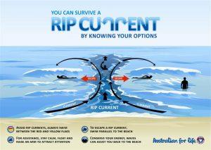 rip-current escape options