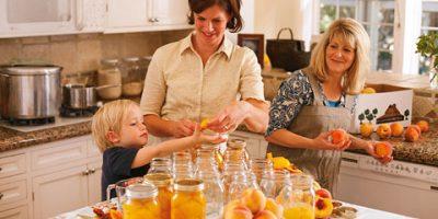 benefits of food storage